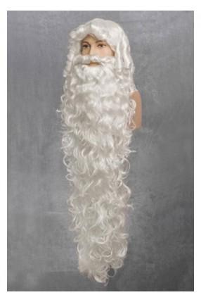 Парик Дед Мороз 100 см