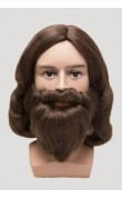 Парик 24515-12/8 (Исус)