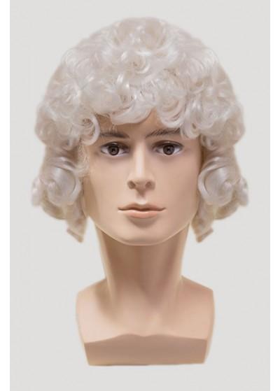 Парик Washington/white