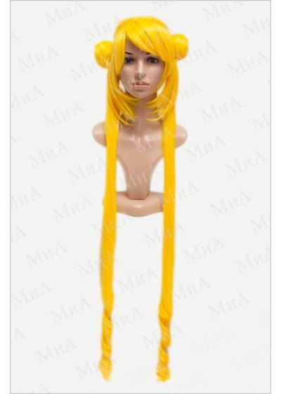 Парик Kar 022/ярко желтый